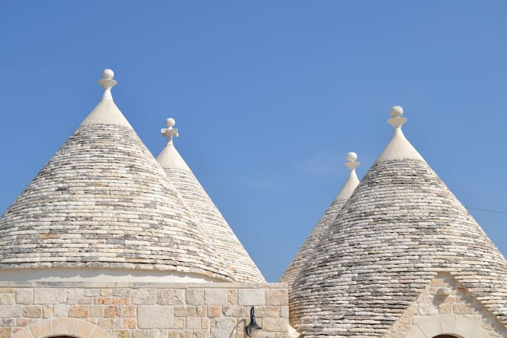 Relax and leisure at Trullo dell'Ulivo - Martina Franca - Appartement
