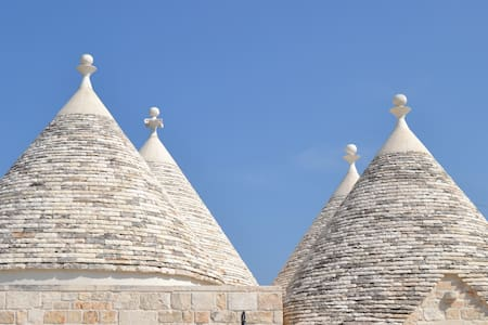 Relax and leisure at Trullo dell'Ulivo - 马丁纳弗兰卡 - 公寓