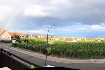 Chambre pour 2 au coeur du vignoble - Dambach-la-ville