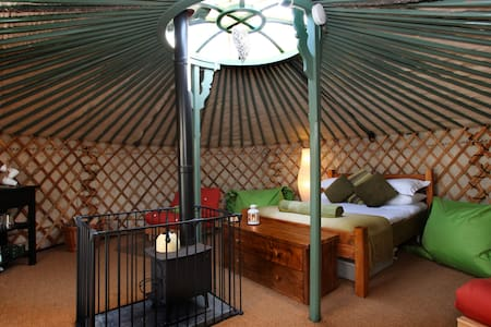 East Thorne Yurts - Cornwall - Yurt