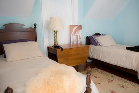 Washington Grass Inn-Design Studio - Greensboro - Bed & Breakfast