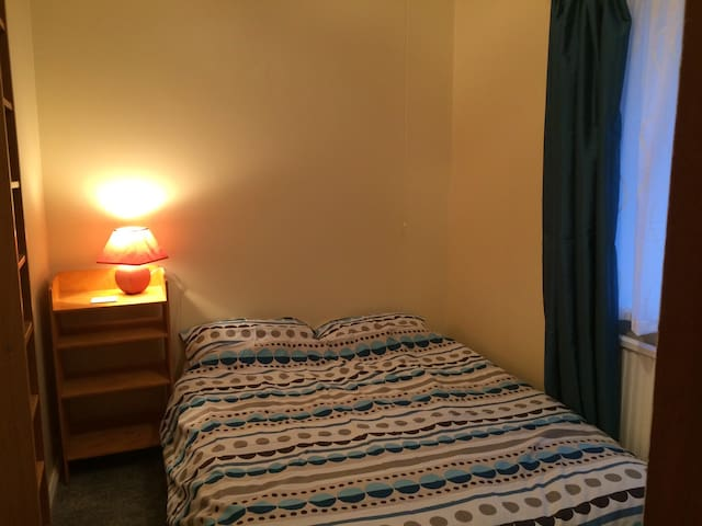 Small double room in shared house