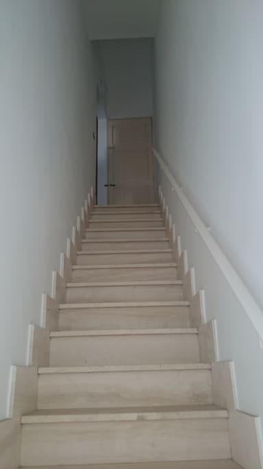 scala di ingresso