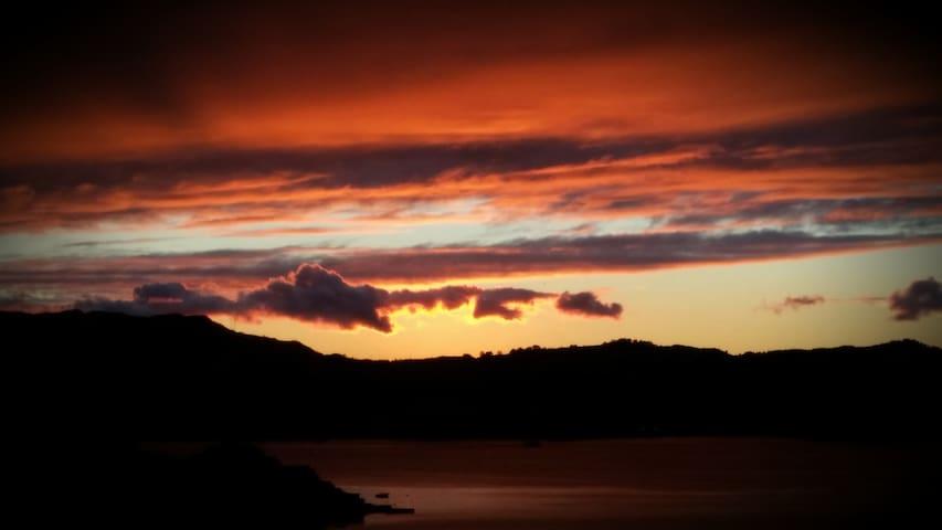 Brattali i Alvøen , Bergen Vest - Bergen - Leilighet
