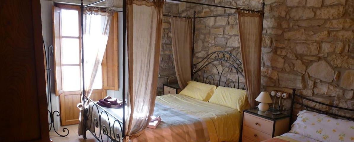 Casa Rural Ca La Pascola, gran confort - Guimerà - House
