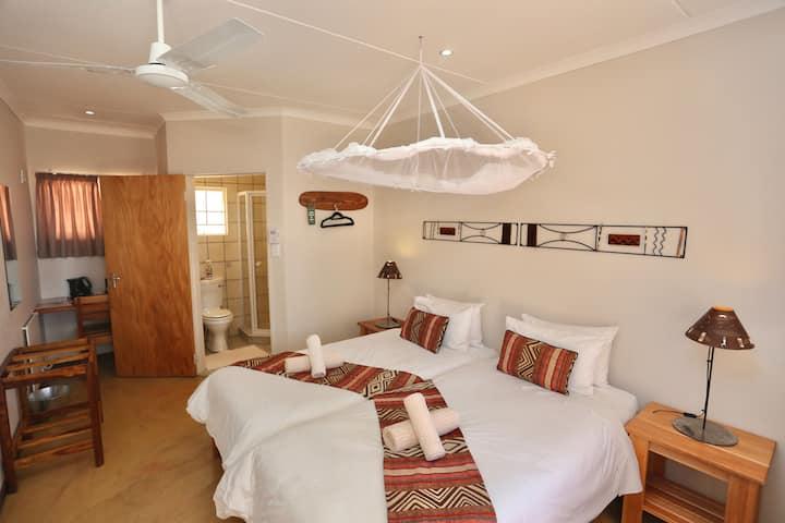 Bahnhof Hotel Aus - Double Room