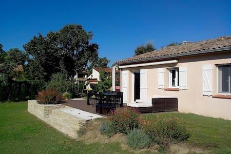 maison tres agreable et tres calme - Lamothe-Capdeville