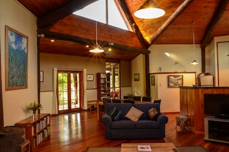 Pinnacle Eco Retreat - Nature,Peace - Pumpenbil - Bed & Breakfast