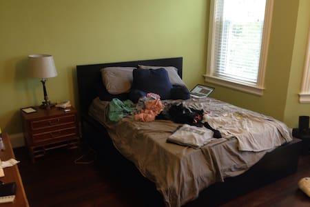 Full Bedroom w/ Him & Hers Bath - Washington - Apartment