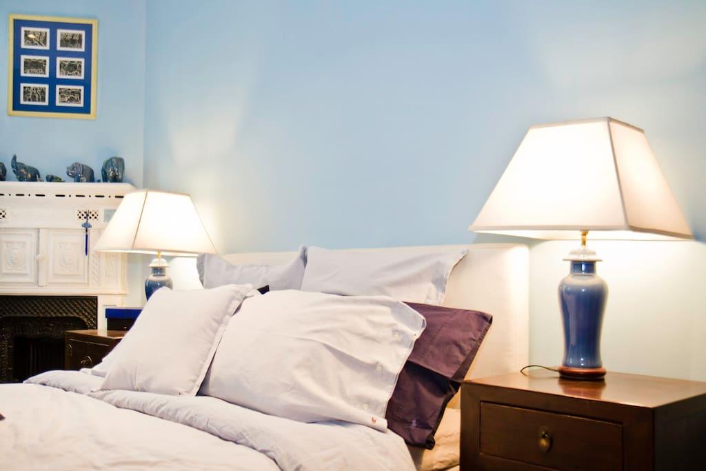 Bed Passy Trocadero Flat