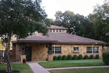Beautiful lake front home - Fort Worth - Casa