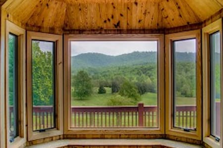 Sunrise Suite at Little Mnt. Farm
