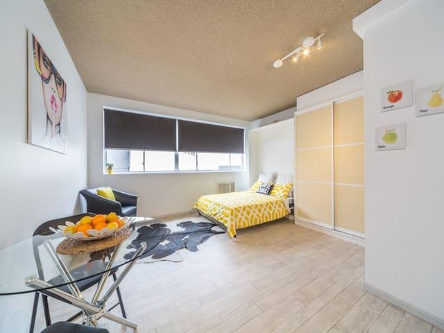 Convenient & Cozy Studio Apt - Potts Point - Apartment