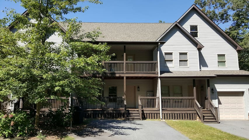 SC PRIVATE MTN. CONDO, TABLE ROCK - Pickens - Apartment