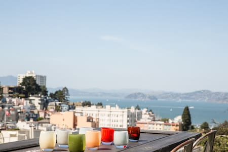 SF Luxury Flat Spectacular Views - San Francisco - House