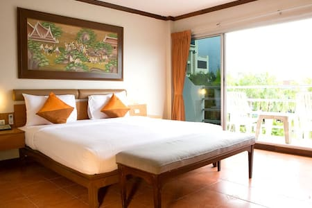 Deluxe Double with Balcony in Karon - Karon