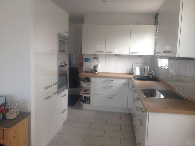 Neubau unterwegs nach Sylt oder DK - Handewitt - Apartment