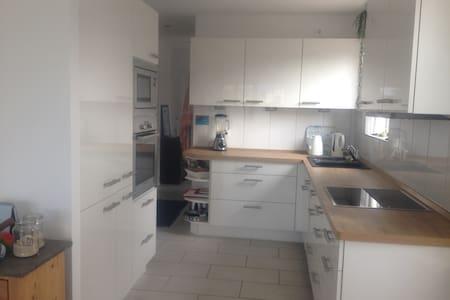 Neubau unterwegs nach Sylt oder DK - Handewitt - Apartamento