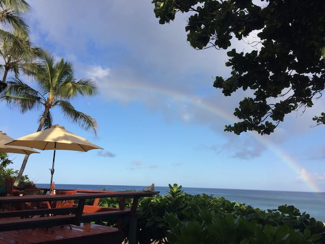 30-DAY GETAWAY TOP BEACHFRONT NORTH SHORE HI