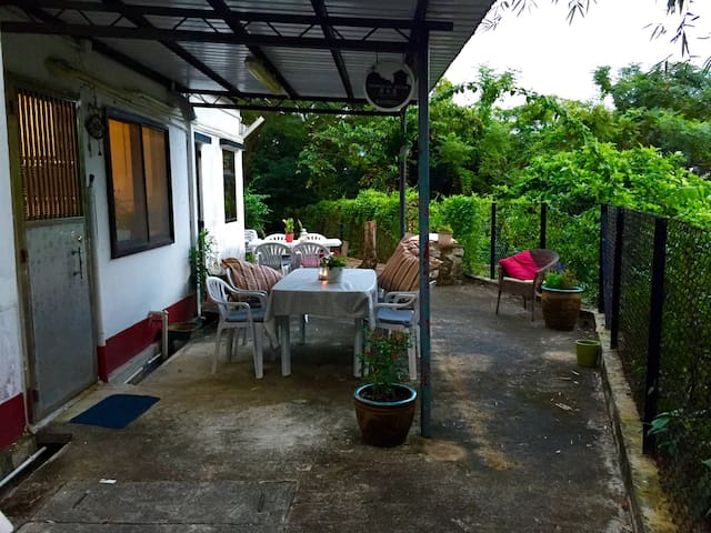 Backpacker's Ascension House (male room for 2)