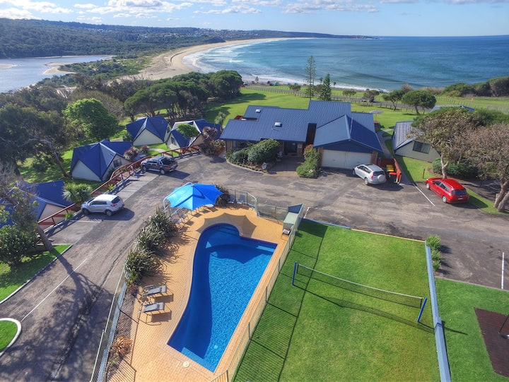 Beach Cabins Merimbula Beach Studio