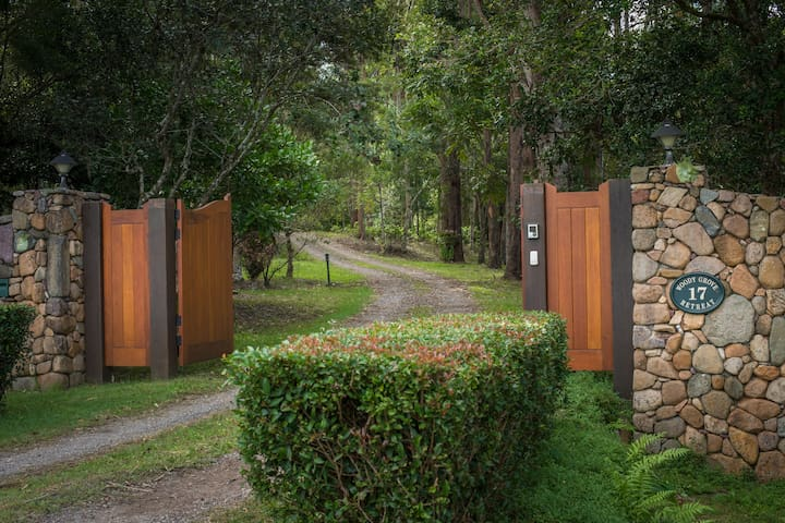 Woody Grove Retreat -The Annex