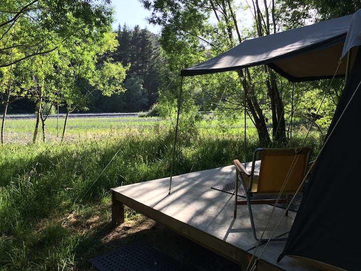 River Side Park Glamping Tent