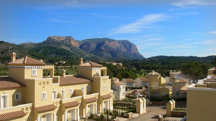 2 Bedroom Apartment in Denia Spain
