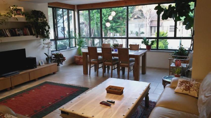 Duplex with swimming pool - Herzliya - Daire