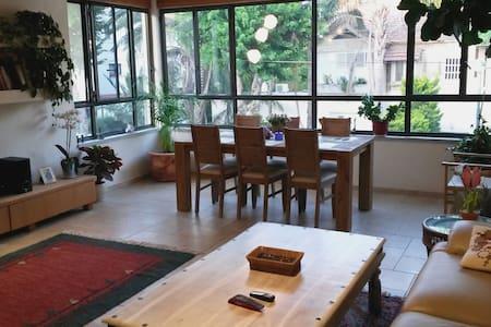 Duplex with swimming pool - Herzliya - Huoneisto