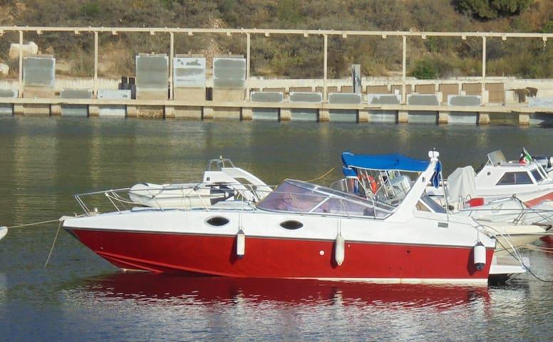 Navigando Boat Osalla - Orosei - Loď
