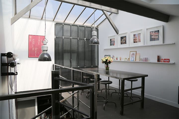Loft in Montreuil