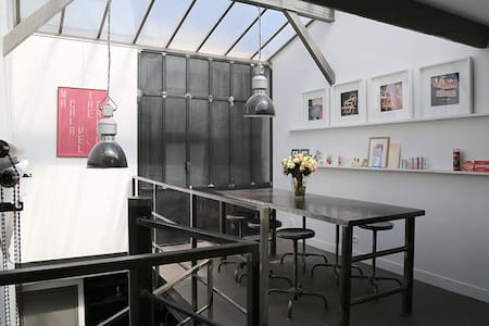 Loft in Montreuil - Montreuil