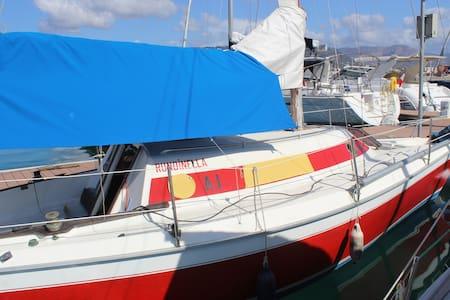 Challenger au port - Ajaccio