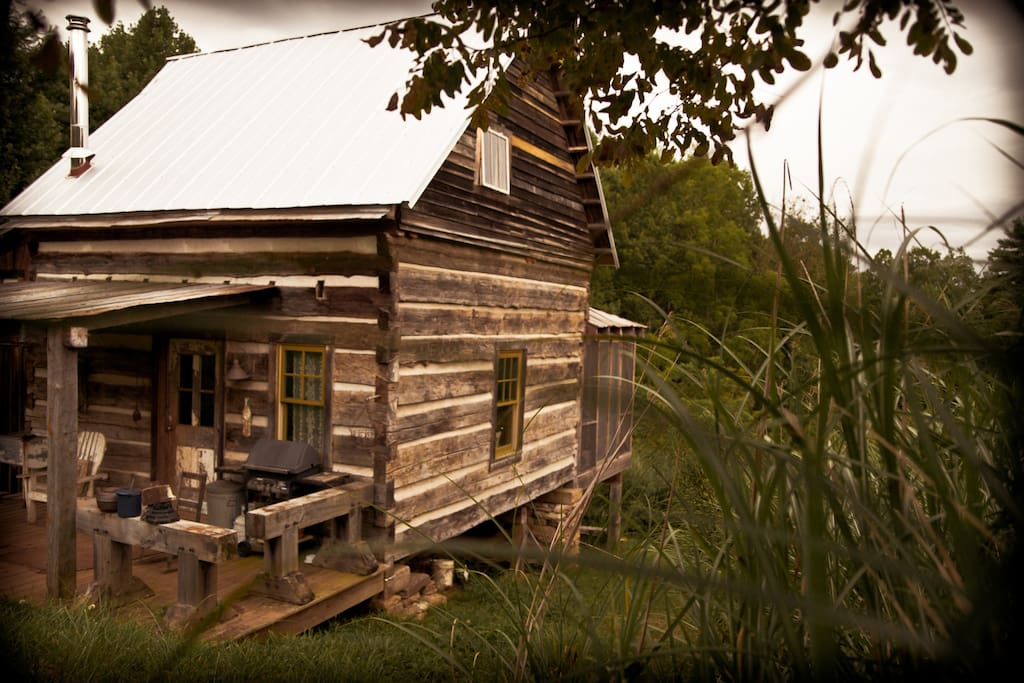1800 Cabin Asheville Weaverville Cabins For Rent In