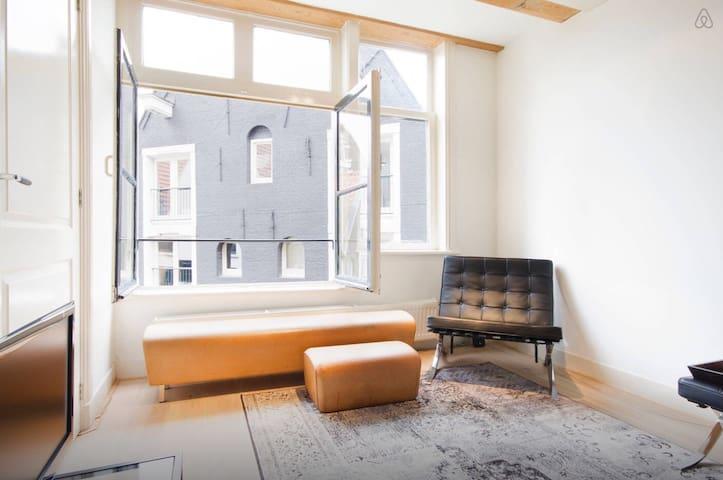 urban city apartment, Amsterdam