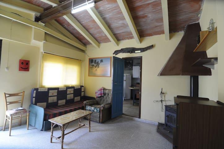"Rancho ""La balsa"" (Alto Palancia) - Teresa - Lomamökki"