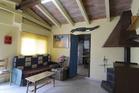 "Rancho ""La balsa"" (Alto Palancia) - Teresa - Dağ Evi"