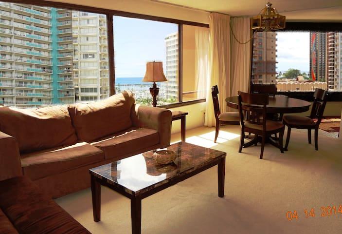 Spacious Waikiki Vacation Home