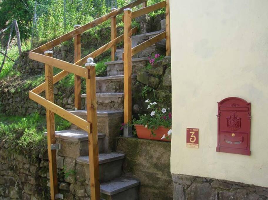 scala ingresso