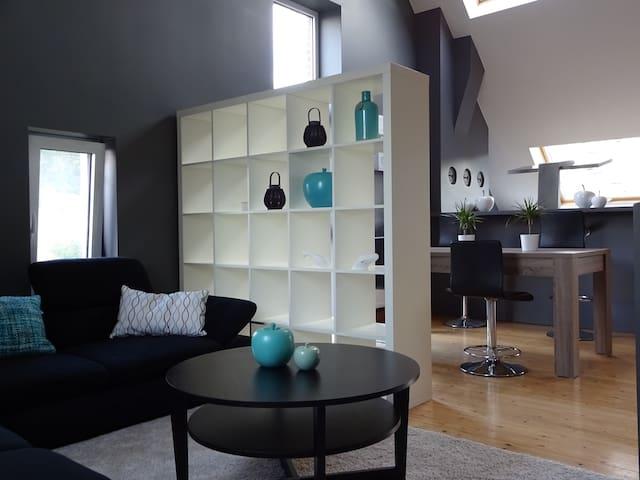 Appartement 3ch proche de Bruxelles - Nivelles - Apartamento