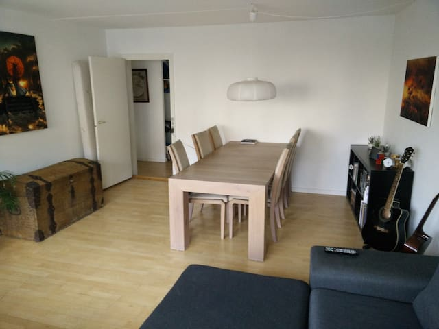 Nice, light, convenient, spacious. - Copenhagen - Flat
