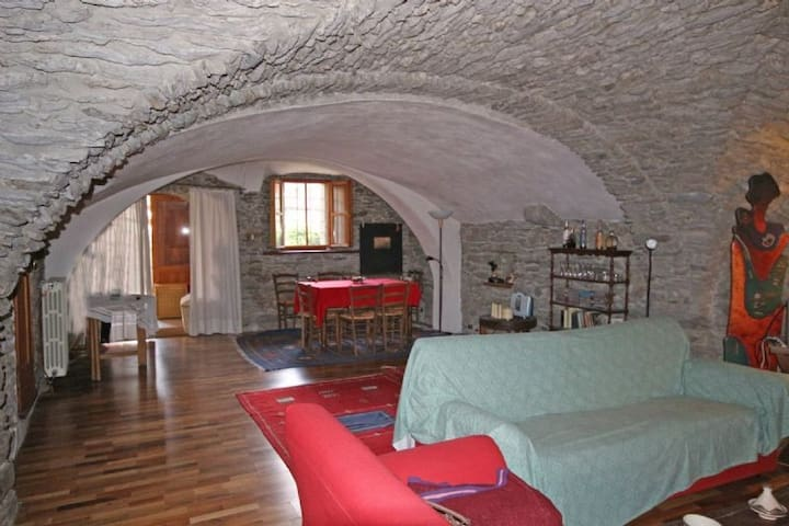 2 Floor Skiing Mansion - Cesana torinese - House