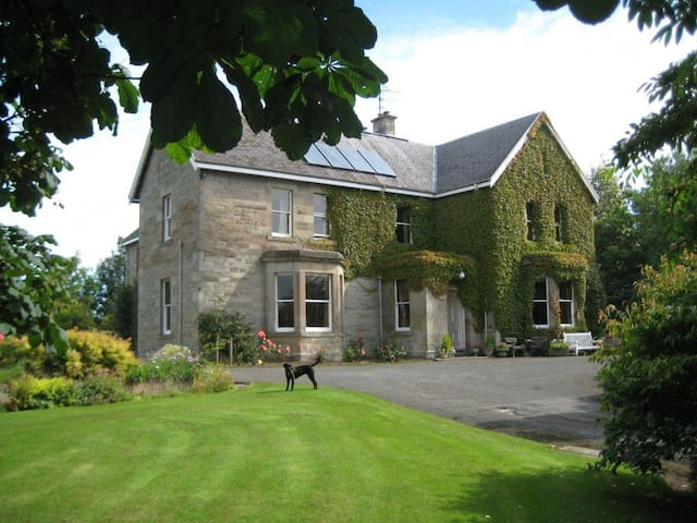 Preston Farmhouse Bed and Breakfast - Duns - Bed & Breakfast