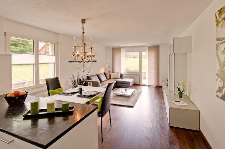 4**** Haus Fleckstein Karibu - Zermatt - Appartement en résidence