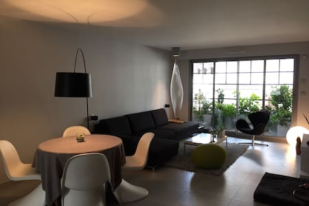 Superbe appartement centre ville - Le Touquet-Paris-Plage - Huoneisto