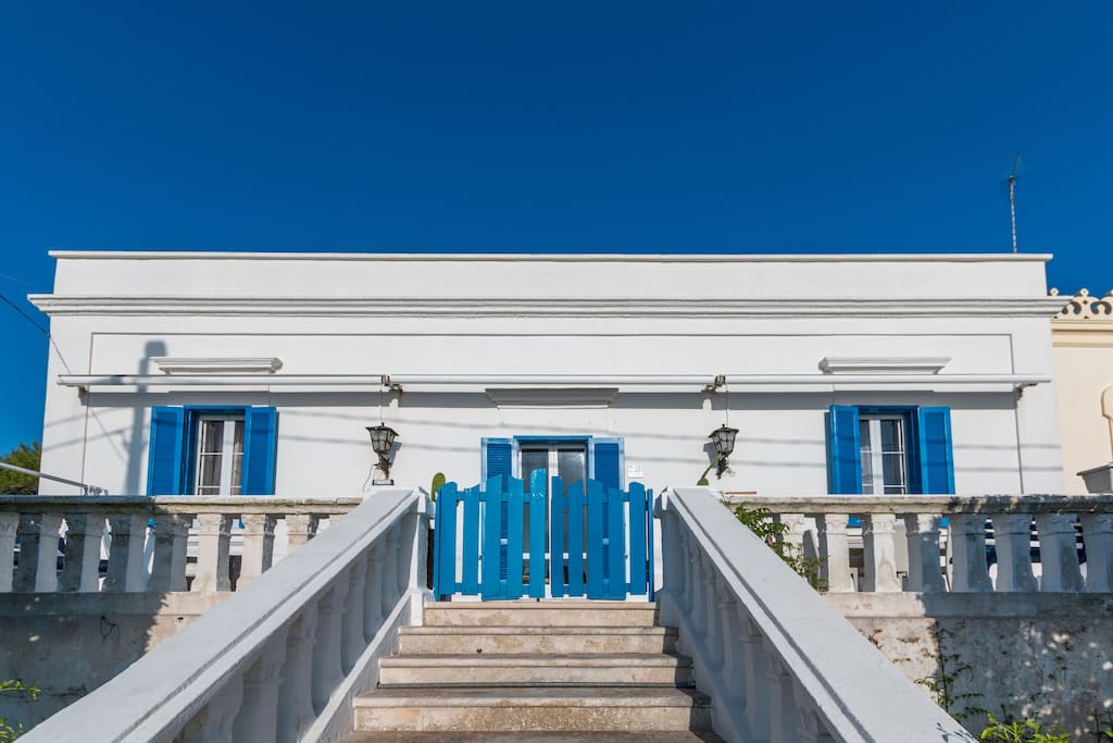 Intera casa appartamento villa sul mare villas for rent in santa maria al bagno puglia italy - Puglia santa maria al bagno ...