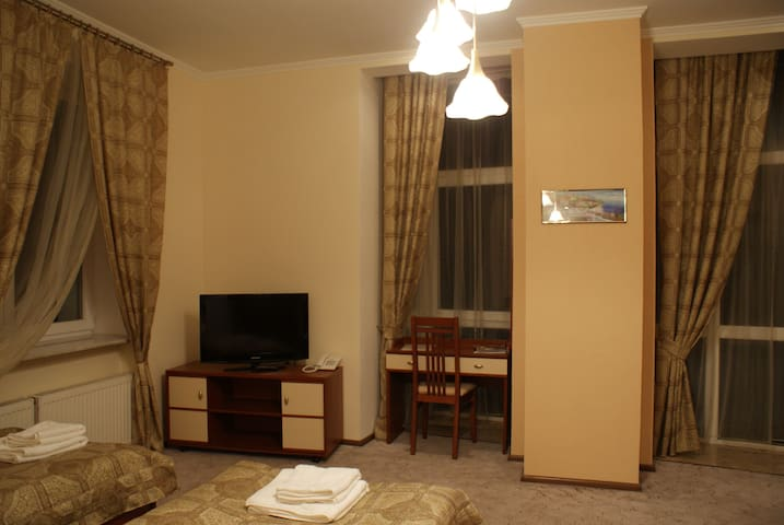 Comfort Twin Room - Kiev - Bed & Breakfast