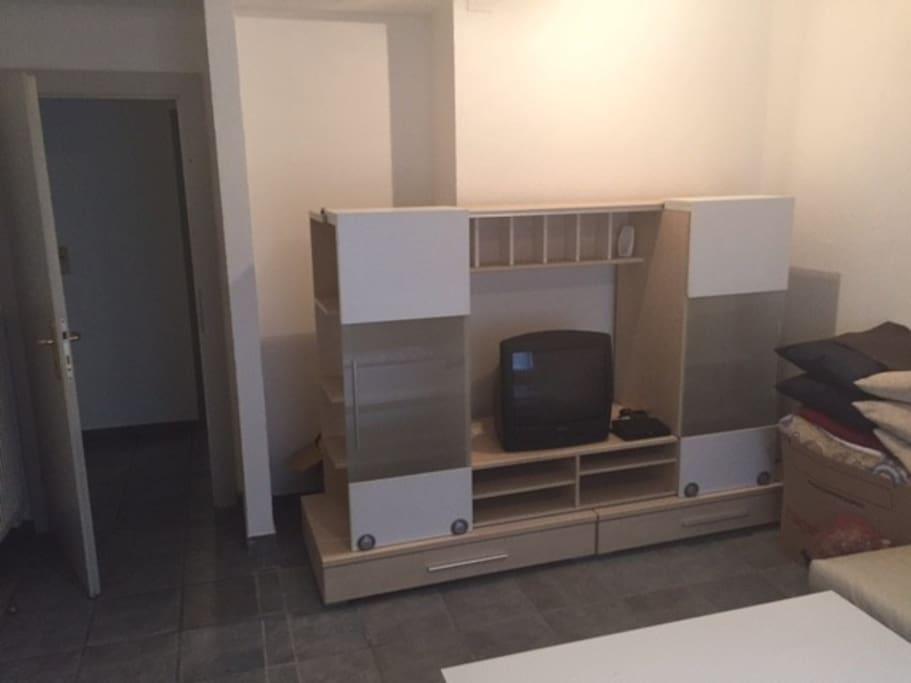 30m2 appartment mit k che und bad case in affitto a for Wohn und esszimmer 30m2