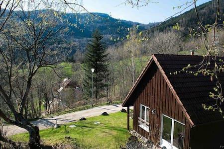 ALISIER - Gîte communal - Bourbach-le-Haut - Xalet